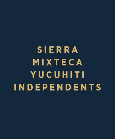 Sierra Mixteca Yucuhiti Independents