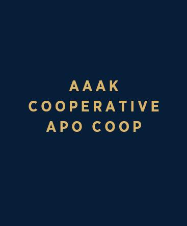 AAAK Cooperative – Apo Coop