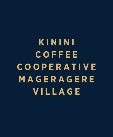 Kinini Coffee Cooperative – Mageragere Village