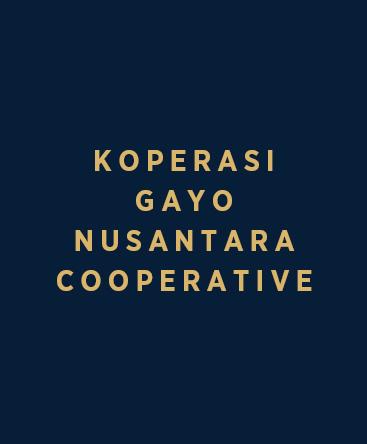 KOPERASI GAYO NUSANTARA Cooperative